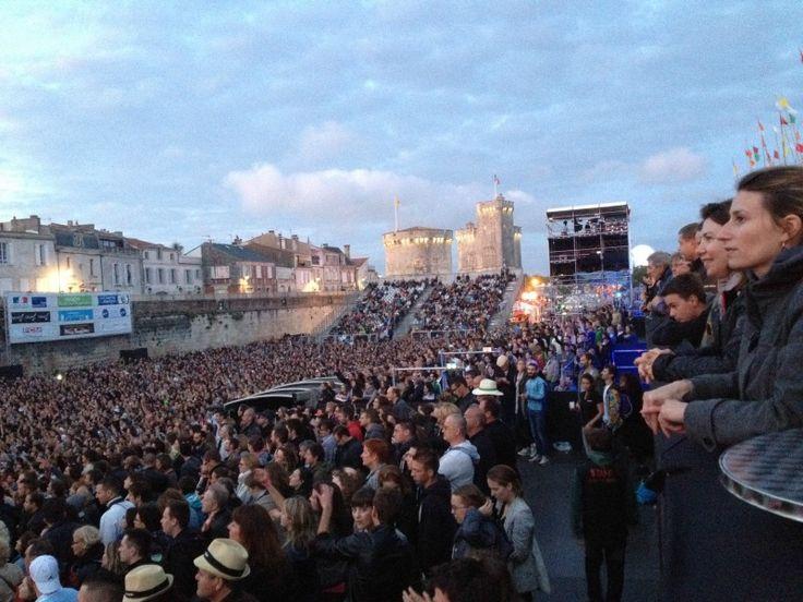 Les Francofolies à La Rochelle