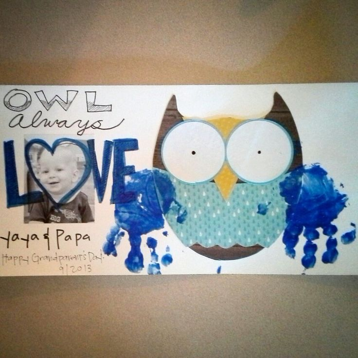 Grandparents Day 2013 | Craft Ideas and DIY | Pinterest