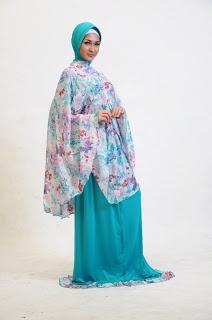 Mukena / Telekung Aldara Tosca Shahnaz - Dzakirah boutique