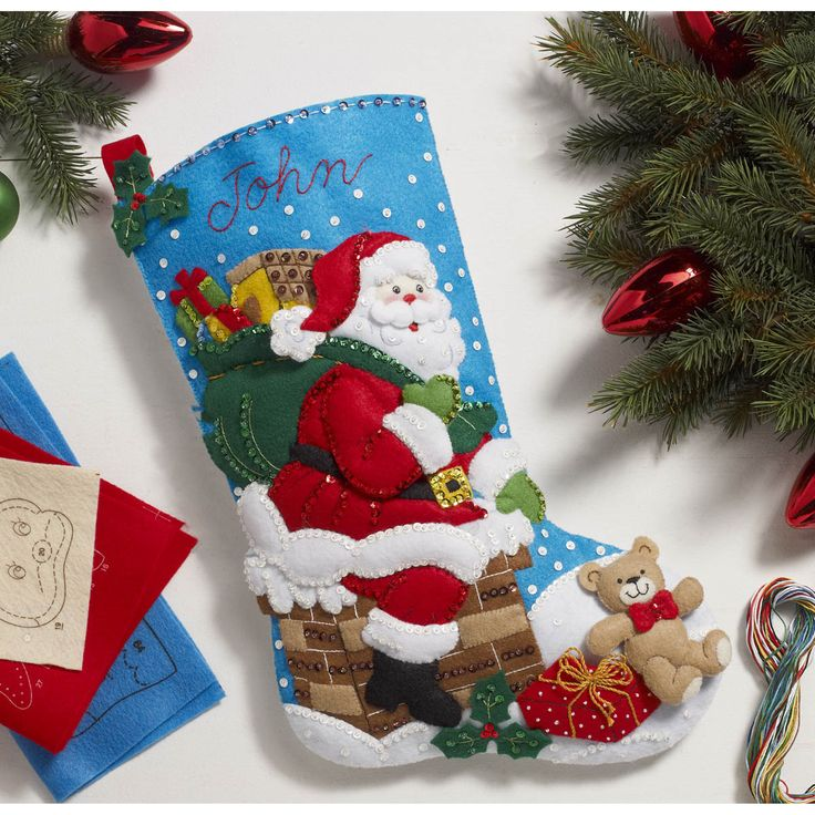 11 best dog lover images on pinterest dog lovers for Charles craft christmas stockings