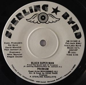 Premium* - Black Super Man (Vinyl) at Discogs