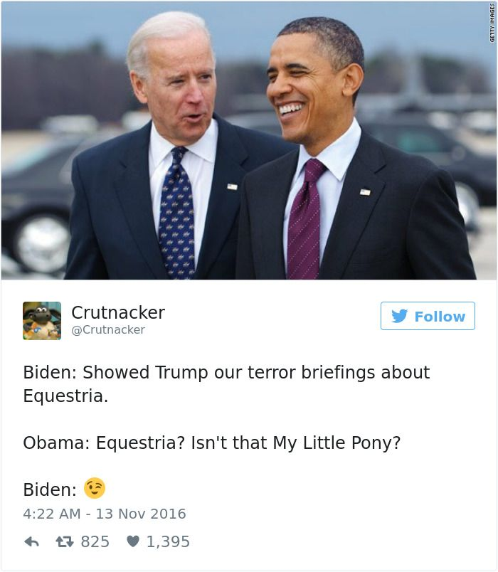 25  Hilarious Conversations Between Obama And Biden Are The Best Medicine After This Election