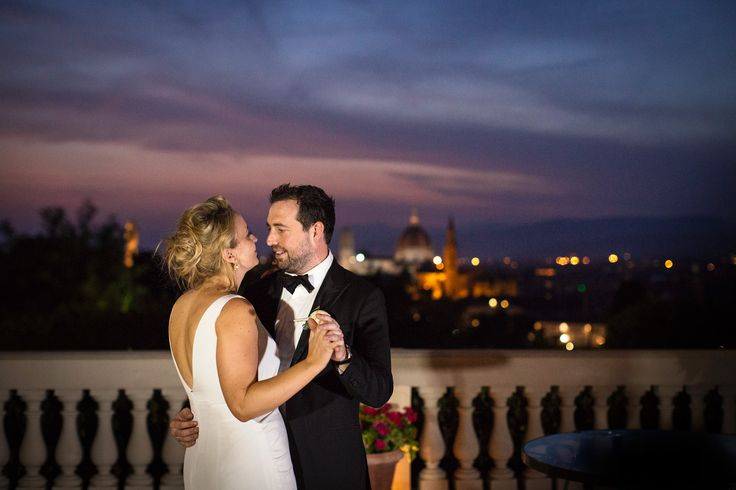 Romantic First Dance in Florence http://www.alessiabweddings.com/