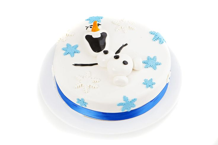 Awesome #Frozen cake from our master bakers at the #CheesecakeShop