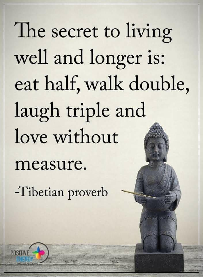 Tibetain proverb