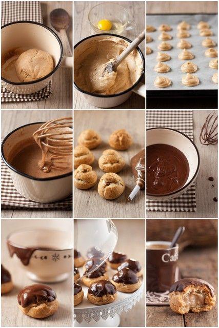 Un dessert de Pâques trop « chou »...(IG bas) - Saines Gourmandises... par Marie Chioca