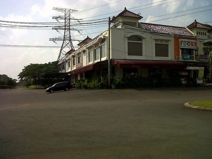 Cangkir Kopi Resto Cafe, Kemang Pratama 5, Bekasi. 2011