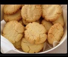 Crunchy Coconut Cookies | Official Thermomix Recipe Community