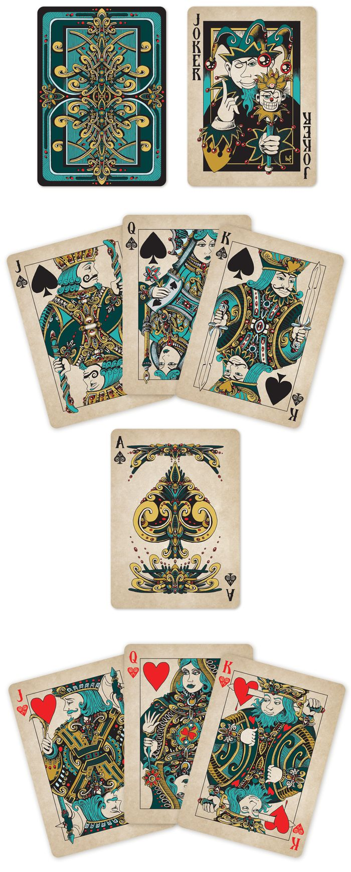 25+ Best Ideas About Playing Cards On Pinterest