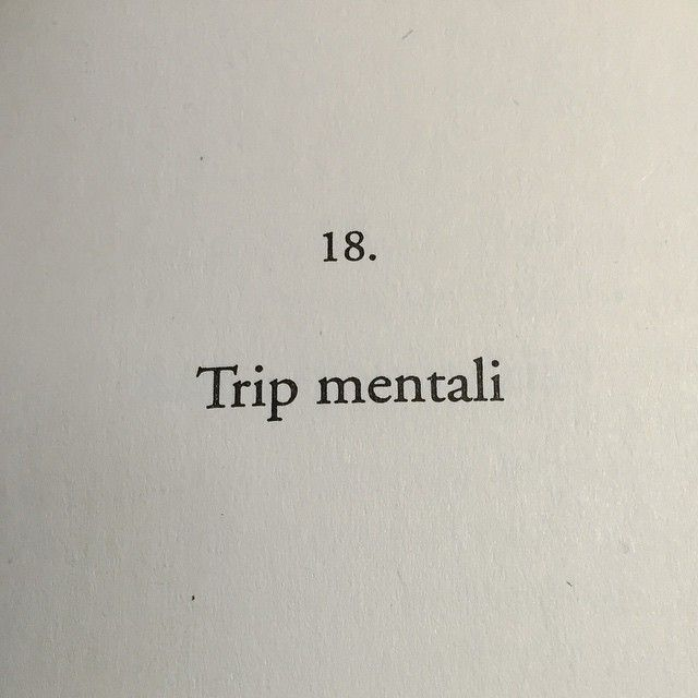#FabriFibra Fabri Fibra: Trip mentali