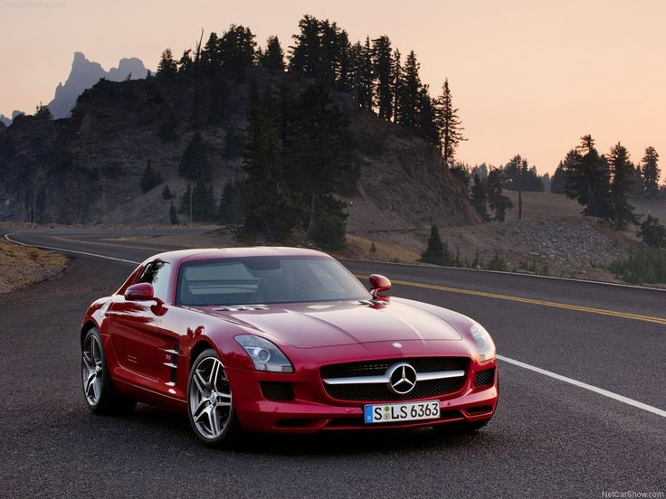 Latest Mercedes Benz Sls Amg 2012