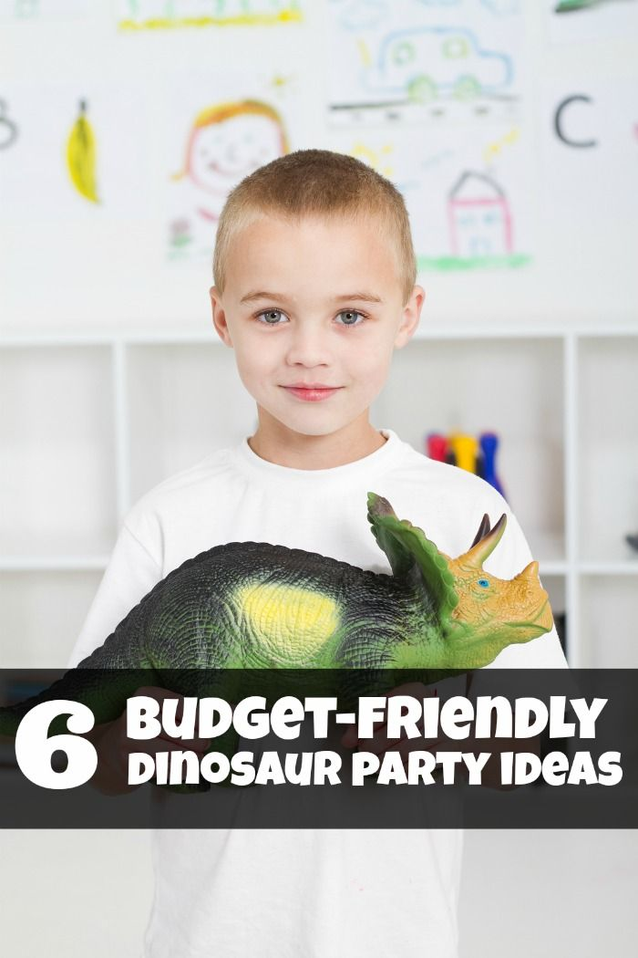 Creative Designs by Toni: {Guest Post} 6 Great Ideas for Dino Party on a Budget