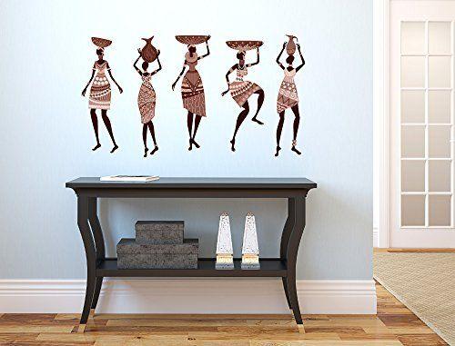 die besten 25+ afrikanische deko ideen auf pinterest ... - Wohnzimmer Deko Afrika