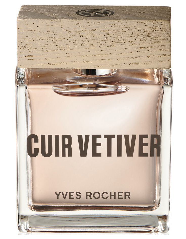 Cuir Vetiver by Yves Rocher: A new sensuality