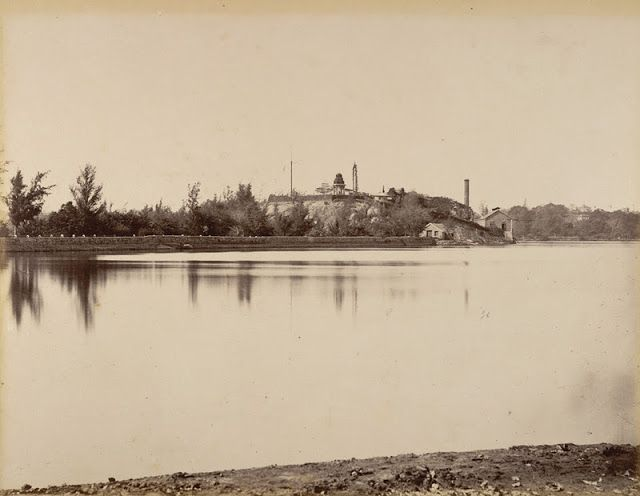 Ulsoor Lake #Bangalore: This lake once was used to supply water to the European Troops settled nearby.