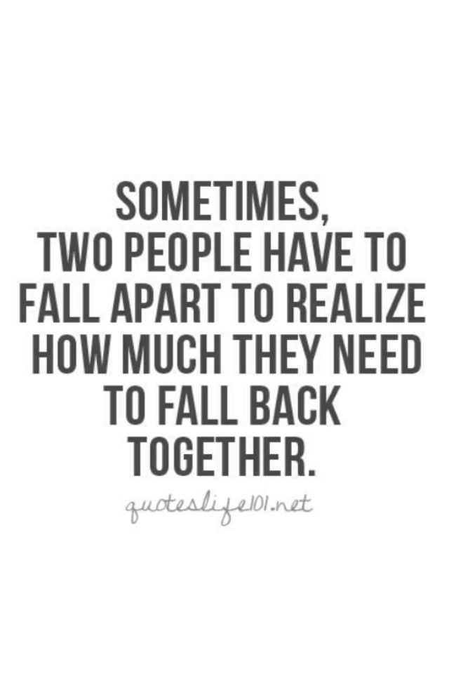 If it was meant to be...