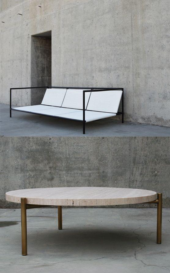 1.2.3. Sofa and table | furniture . Möbel . meubles | Design: TEN10 |