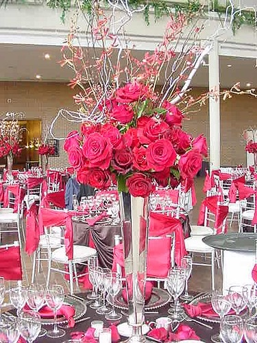217 Best 1000 images about Bright Pink Fuchsia Wedding Ideas and
