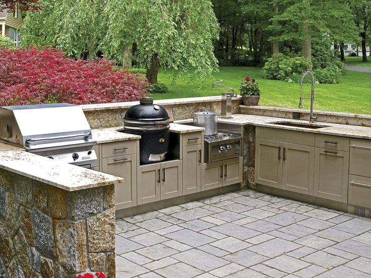 25+ Best Ideas About Outdoor Kitchen Cabinets On Pinterest