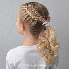 Braids for Kids – 50 Splendid Braid Styles for Girls