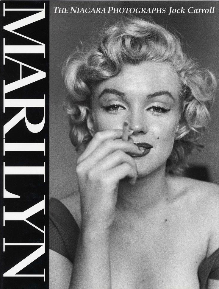 Marilyn Monroe The Niagara Photographs By Jock Carroll
