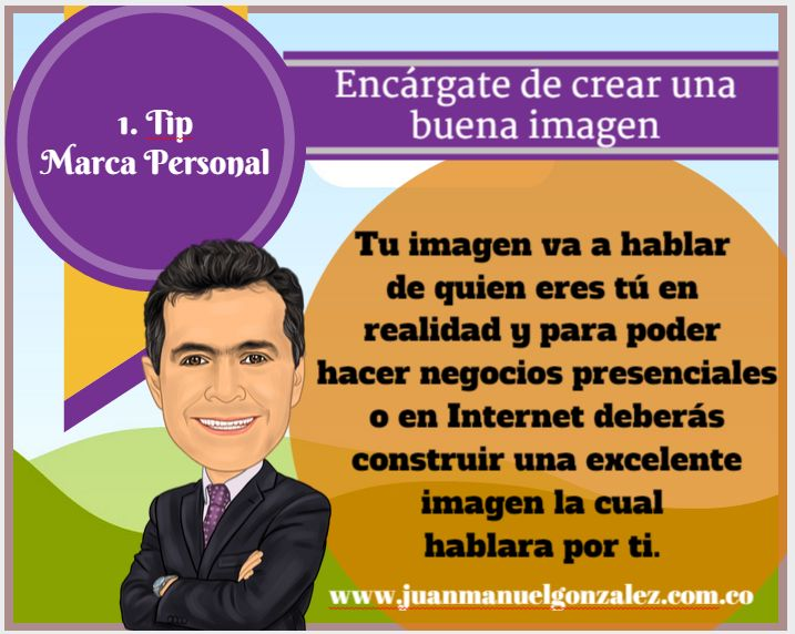 Branding personal, imagen personal, marca personal. https://wasanga.com/juanmanuelgonzalez/