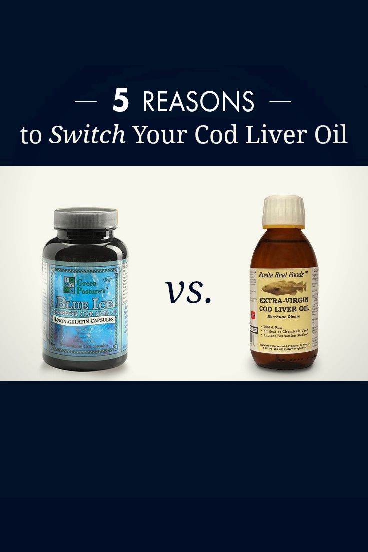 Rosita vs. Green Pastures: 5 Reasons to switch to Rosita Extra-Virgin Cod Liver Oil // OnDietAndHealth.com