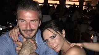 David Beckham Posts a Sweet Instagram for His 'Passionate' Wife Victoria Beckham's 42nd Birthday