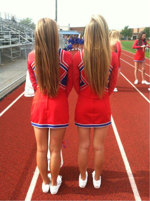 Teen hot cheerleaders slim — 12