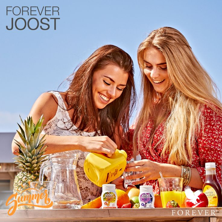 Taste the Summer in your drinks by adding a squeeze of JOOST!   #ForeverSummerProducts #ForeverDeliciousSummer #JOOST #ForeverLiving #Summer #Drinks #Refresh