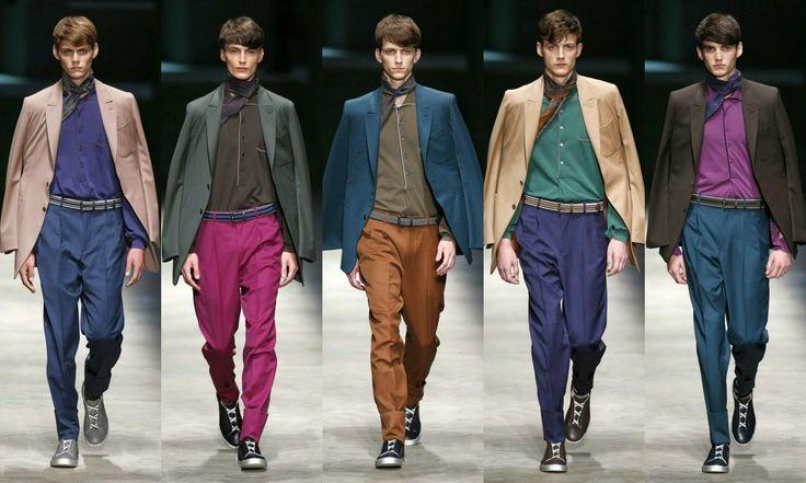 Ermenegildo Zegna #Fashion #moda #men #hombre  http://cuchurutu.blogspot.com.es/2014/06/la-semana-de-la-moda-masculina-en-milan.html