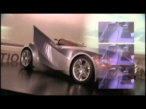 BMW's Future Car Gina Light Visionary HD - YouTube
