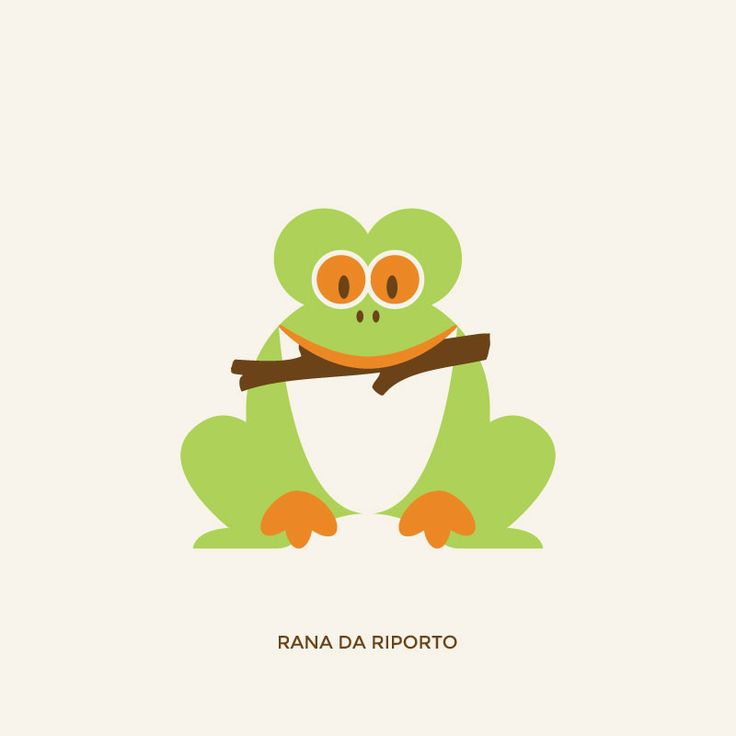 Retrievers Frog / Rana da riporto