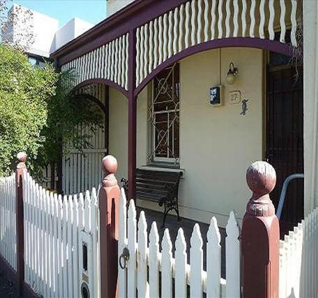 27 Birkenhead Street  Fitzroy North $510 @ domain.com.au (has carpet in one room but two outside areas )