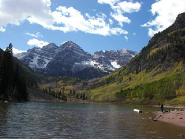 Colorado is a backpacker's paradise. From an epic weeks-long journey on the Colorado Trail to a one-night jaunt in Pike National Forest with city lights twinkling in the distance, it's easy to park, hike a few miles and find yourself lost from the summer crowds.   Here are five classic Colorado backpacking trips. Water is generally available on these trails near camping areas, but should always be filtered or treated. For links to more information on each, visit gazette.com/outthere.   …