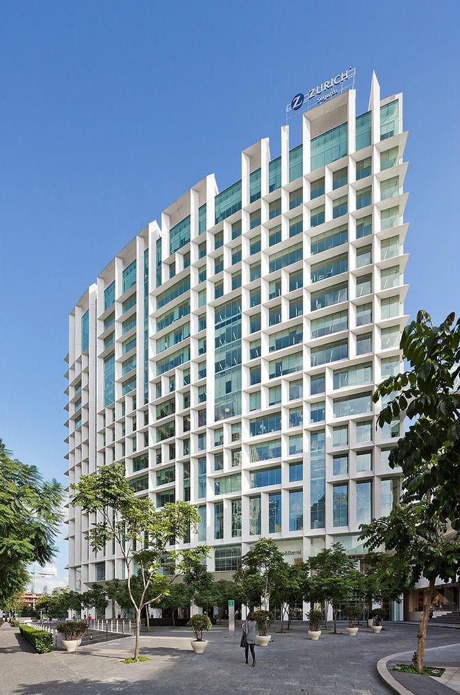 Antara Corporate Building I | Sordo Madaleno Arquitectos