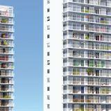 Bordeux, France Facelift for social housing