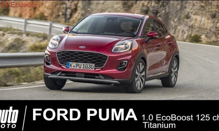 Ford Puma 1 0 Ecoboost 125 Ch Titanium Essai Auto Moto Com In 2020
