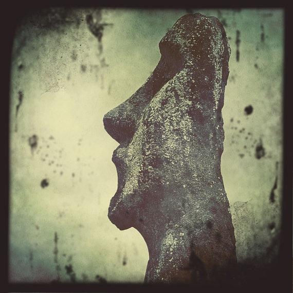 Best images about tiki moai etc on pinterest