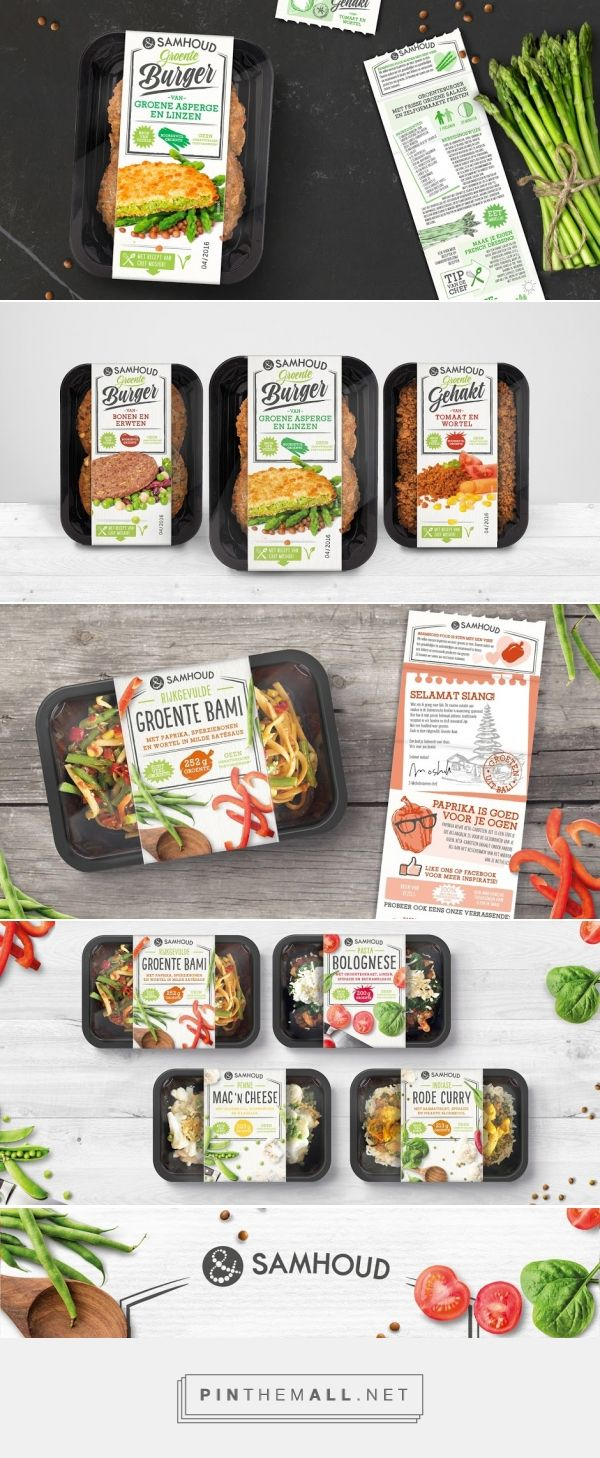 & Samhoud Food - Packaging of the World - Creative Package Design Gallery - http://www.packagingoftheworld.com/2016/06/samhoud-food.html