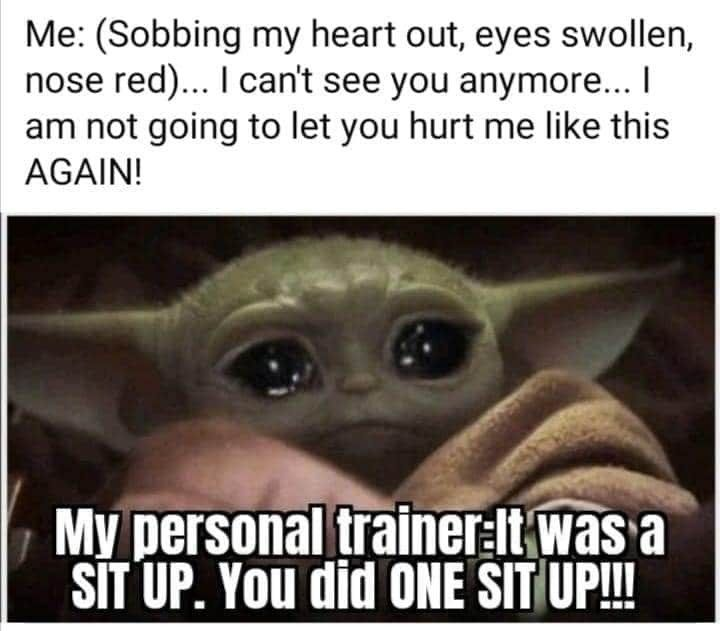 Pin By Emma On Baby Yoda Memes Yoda Funny Funny Inspirational Quotes Yoda Meme