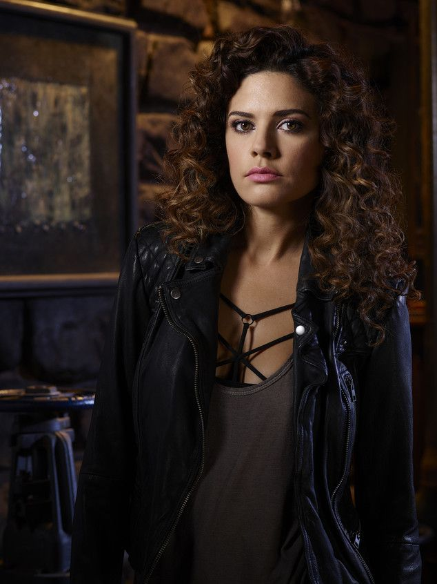 Constantine Season 1 | Pictured: Angelica Celaya as Zed — (Photo by: Paul Drinkwater/NBC)