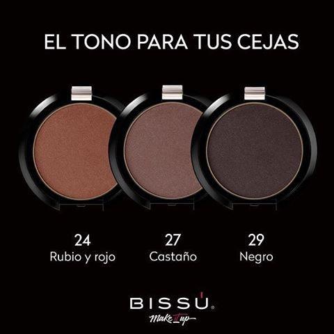¿Cuál es el tono perfecto para ti? #MakeItUp #Bissú #BissúCosmetics #Eyeshadow #Sombra #Cejas #Maquillaje #Makeup #MakeupGuide