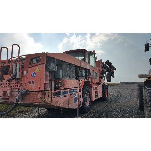 Used Mining Equipment Sandvik Axera #Jumbo #Boomer #mining #Equipment used for#sale #Tamrock #atlascopco #bohrwagen #bergbau #Maschinen #Baumaschine #drillrig #underground #machines #axera #scooptram  http://www.ito-germany.de/kaufen/mining #machinery #Bergbau #Lautertal #Odenwald #Germany #Tunnelbaumaschine #undergroundming