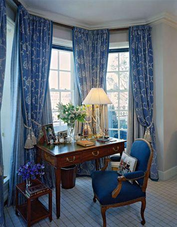 Bedroom Decor Blue