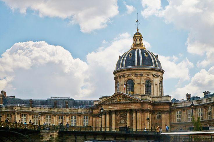Institute de France, Paris May 2013 by Karin Henriques