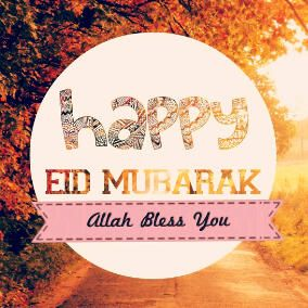 Happy eid mubarak 1434H everyone ♡