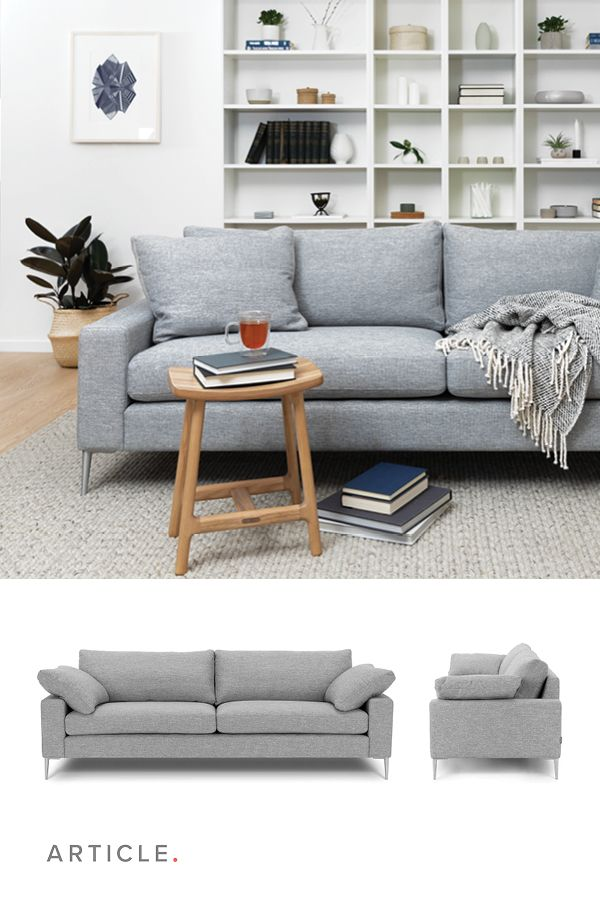 Excellent Nova Winter Gray Sofa For My Home In 2019 Gray Sofa Ncnpc Chair Design For Home Ncnpcorg