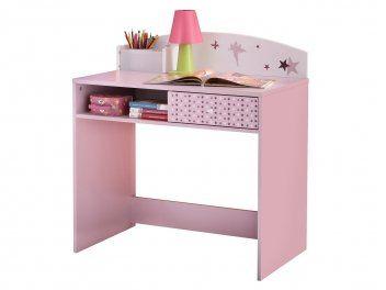 FAIRY Skrivbord 87 Rosa - Skrivbord - Barnmöbler - Inomhus