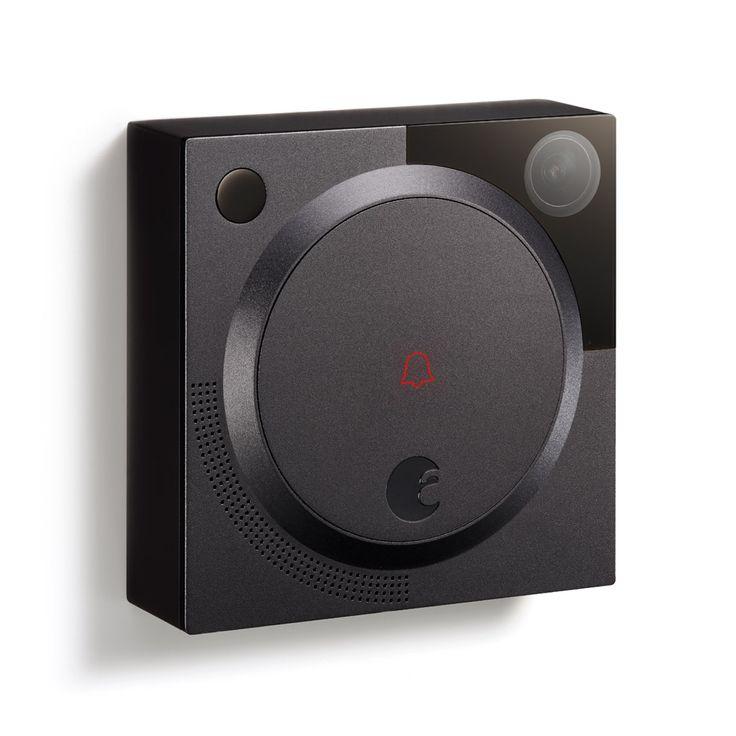August smart lock by Yves Behar